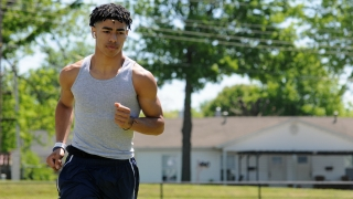 Blessed with speed, A&M commit Isaiah Sategna aims to make the most of his gift