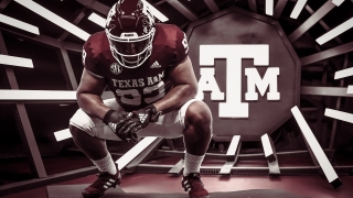 2022 DT Tre Emory takes first in-person college visit to Texas A&M