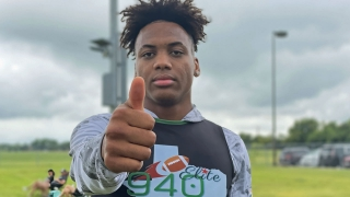 A&M LB commit Ish Harris focused on getting 'bigger, faster, stronger'