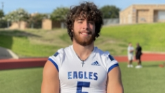 Brazos Christian DS Levi Hancock looking forward to future at Texas A&M
