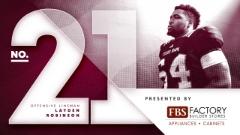 21 Players in 21 Days: #21 Layden Robinson