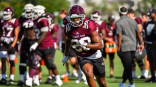 Fall Camp Report: Puzzle close to complete as Aggies wrap week two