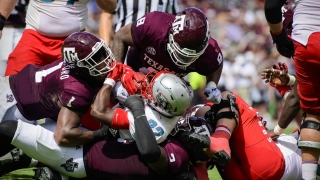 Defense in Review: Texas A&M 34, New Mexico 0