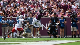 Offense in Review: Texas A&M 34, New Mexico 0