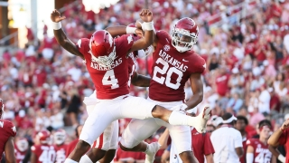 Arkansas is no longer 'Our Kansas' but Aggies are still more talented
