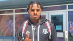Texas A&M commit Bryce Anderson's recovery going well after injury