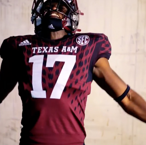 d38ba8b1d8c New 2017 Aggie Football uniforms released by adidas