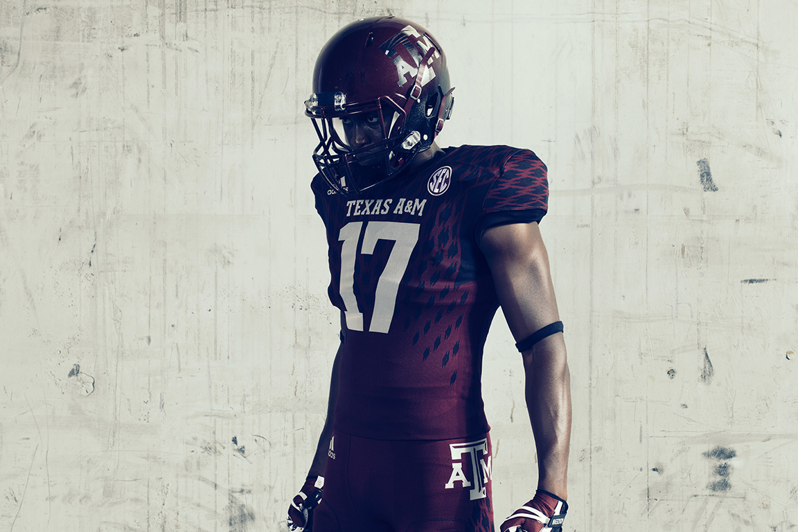 035592640 New 2017 Aggie Football uniforms released by adidas
