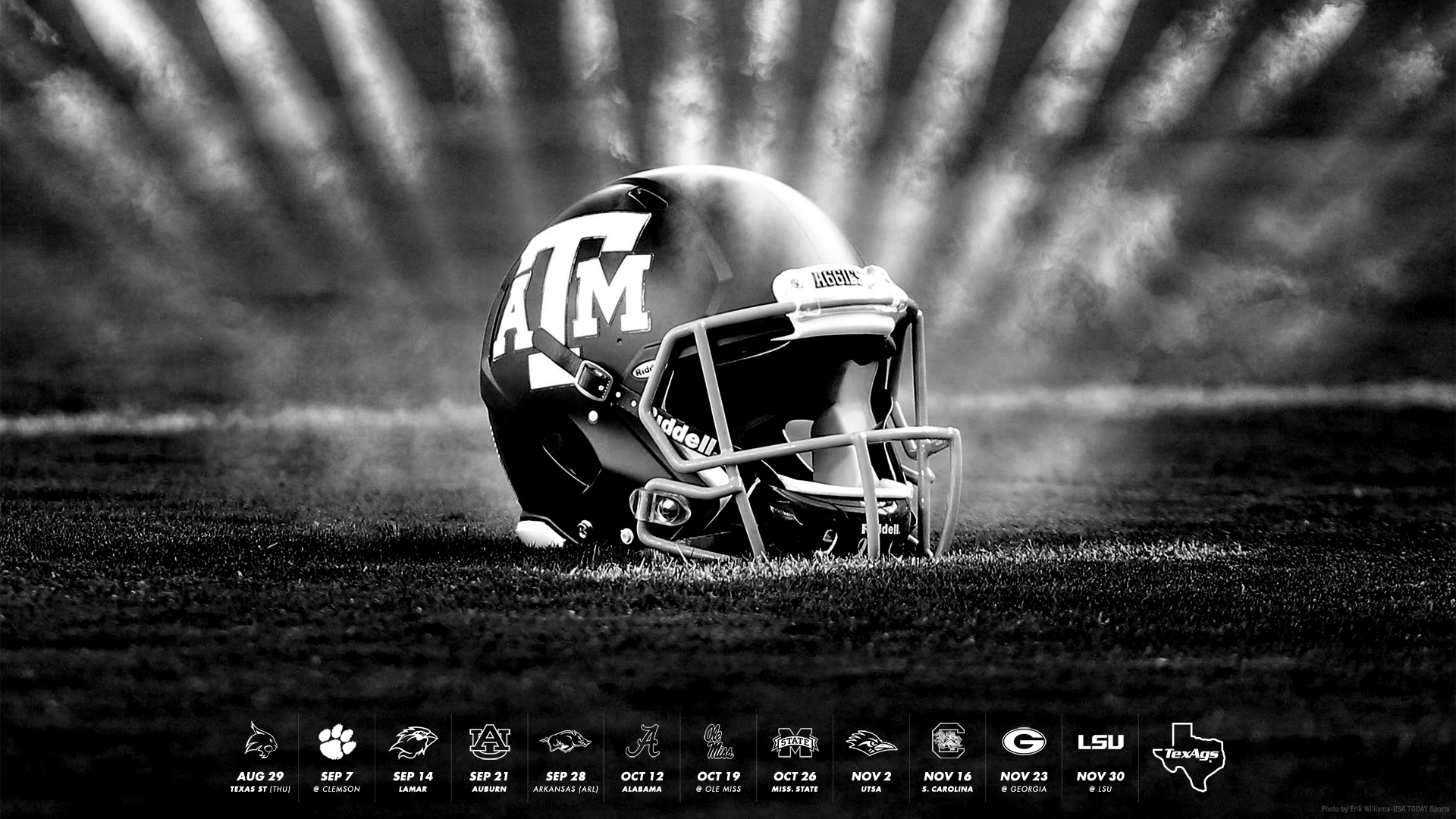 2019 Texas A M Football Wallpapers Texags